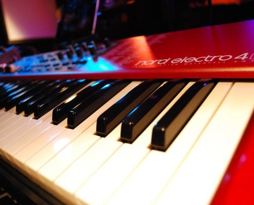 Nord electro 4D keys