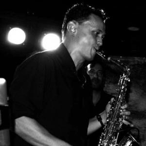 Frans van der Hoeven Saxofonist Grooveplanet